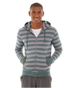 Ajax Full-Zip Sweatshirt -XS-Green