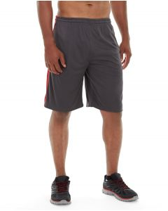 Hawkeye Yoga Short-36-Gray