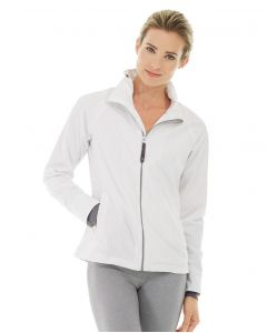 Ingrid Running Jacket-S-White