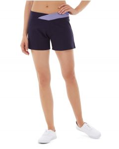 Bess Yoga Short-28-Purple