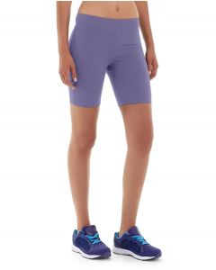 Echo Fit Compression Short-28-Purple