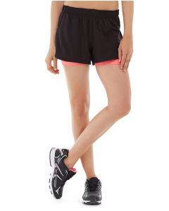 Ana Running Short-28-Black
